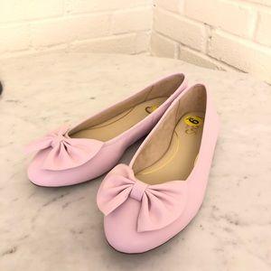 Circus Sam Edelman | NWT Pink Ciera Bow Flats